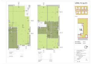 Plan mieszkania 14