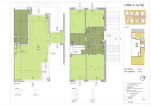 Plan mieszkania 3