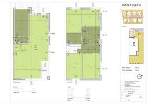 Plan mieszkania 5